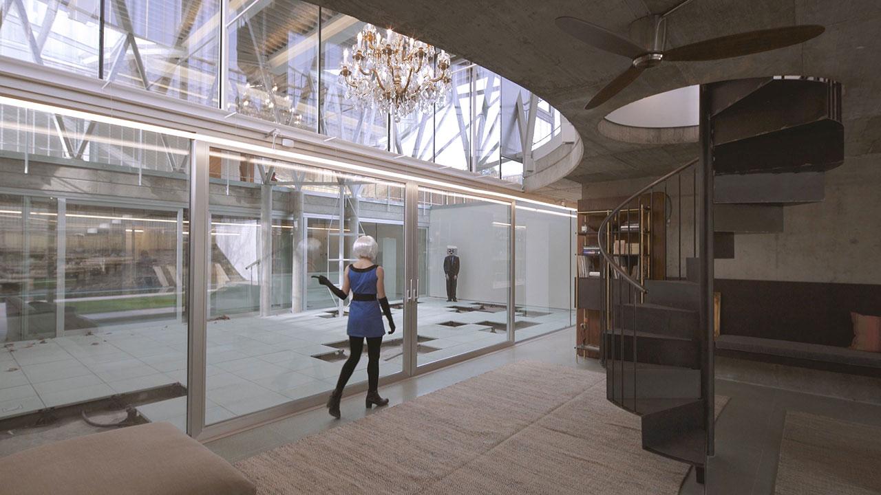 Cruces narrativos para la arquitectura: cine, fotografía e instalaciones